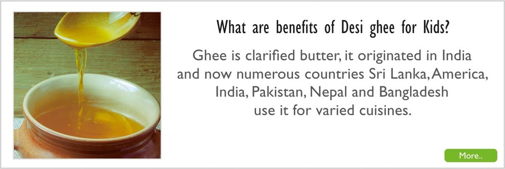 What are benefits of Desi for Kids?
