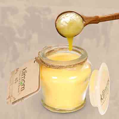 Cow ghee lower cholesterol?