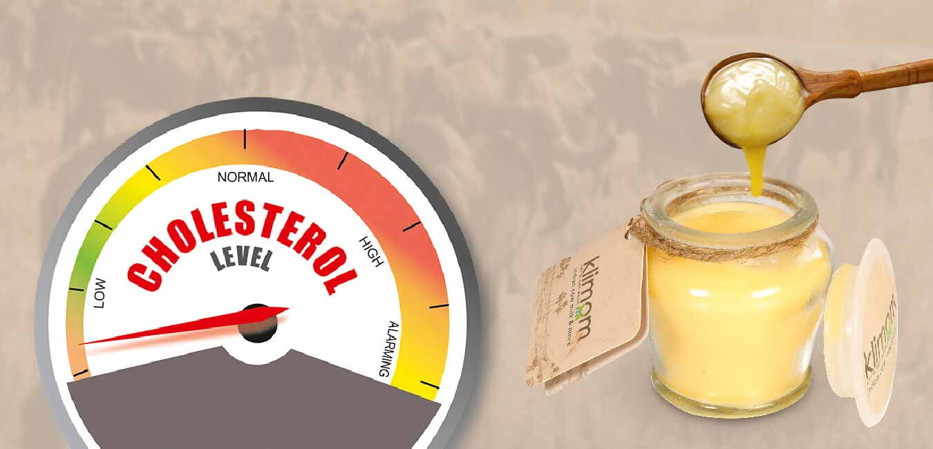 Natural Indian cow Ghee in Hyderabad - Klimom pure Cow ghee